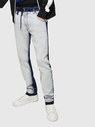 60d99048 Krooley JoggJeans 0870R, Medium Blue - Jeans