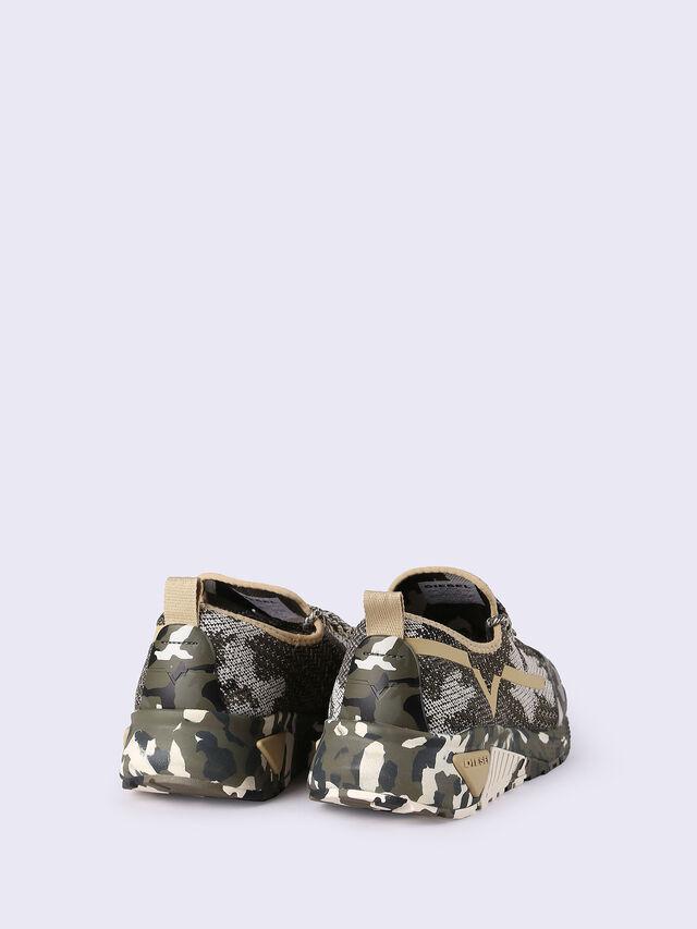 Diesel - S-KBY, Dark Melange - Sneakers - Image 2