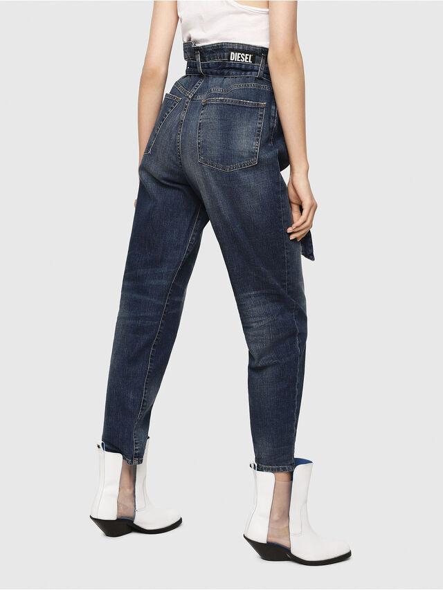 Diesel - D-Vizons 089AR, Medium Blue - Jeans - Image 2