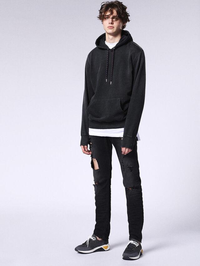 Diesel - S-KBY, Dark Grey - Sneakers - Image 5