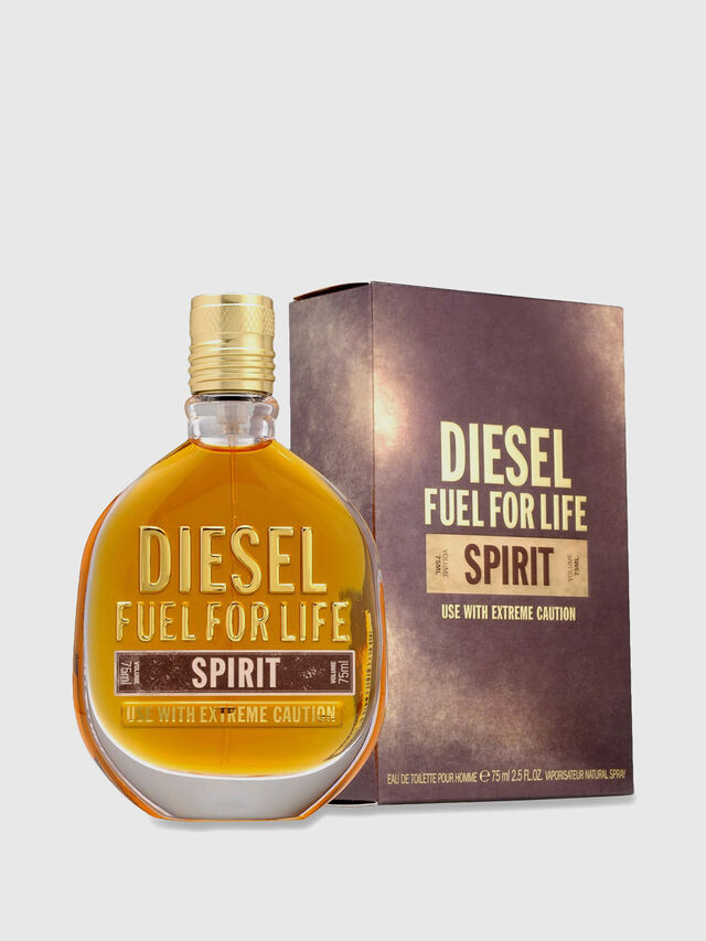 Diesel - FUEL FOR LIFE SPIRIT 75ML, Generic - Fuel For Life - Image 1