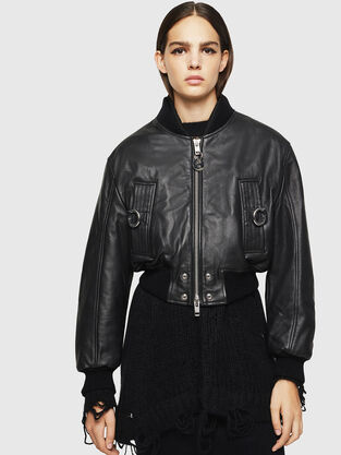 41b0969c5 Womens Jackets: blazer, bombers | Diesel Online Store