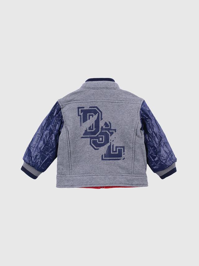 Diesel - JIGHIB, Blue/Grey - Jackets - Image 4