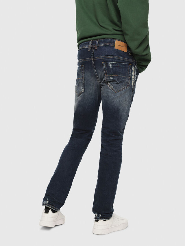 Diesel - Thommer 084YY, Dark Blue - Jeans - Image 2
