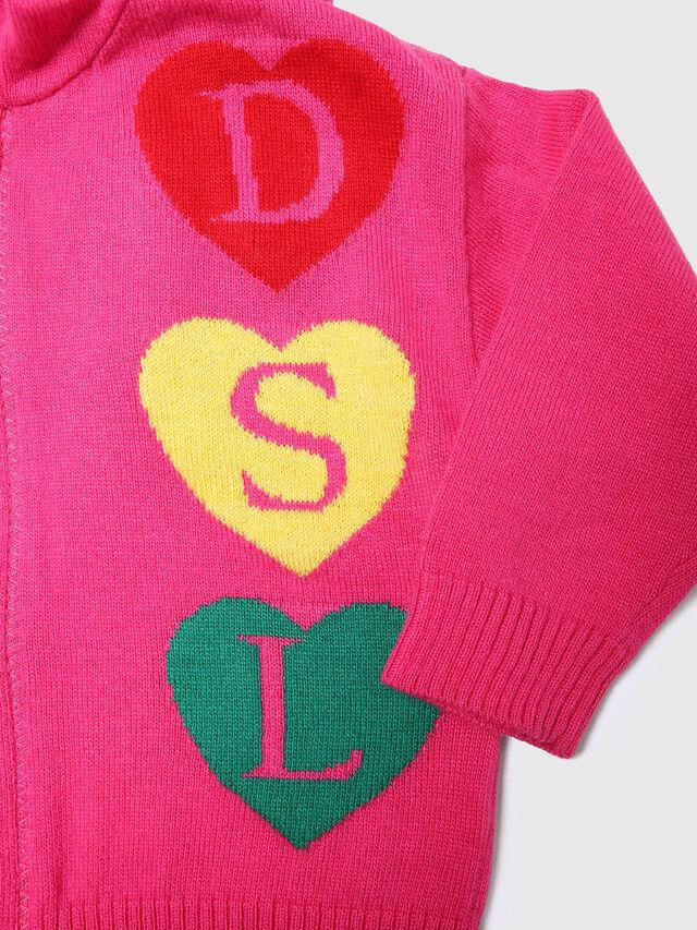 Diesel - KJNOREB, Hot pink - Sweaters - Image 3