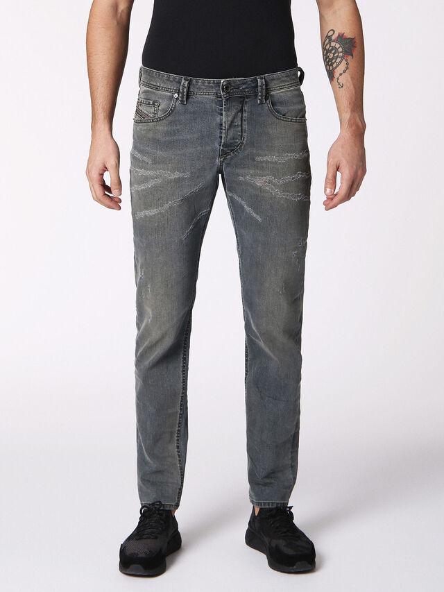 Diesel - Larkee-Beex 084TL, Blue Jeans - Jeans - Image 1