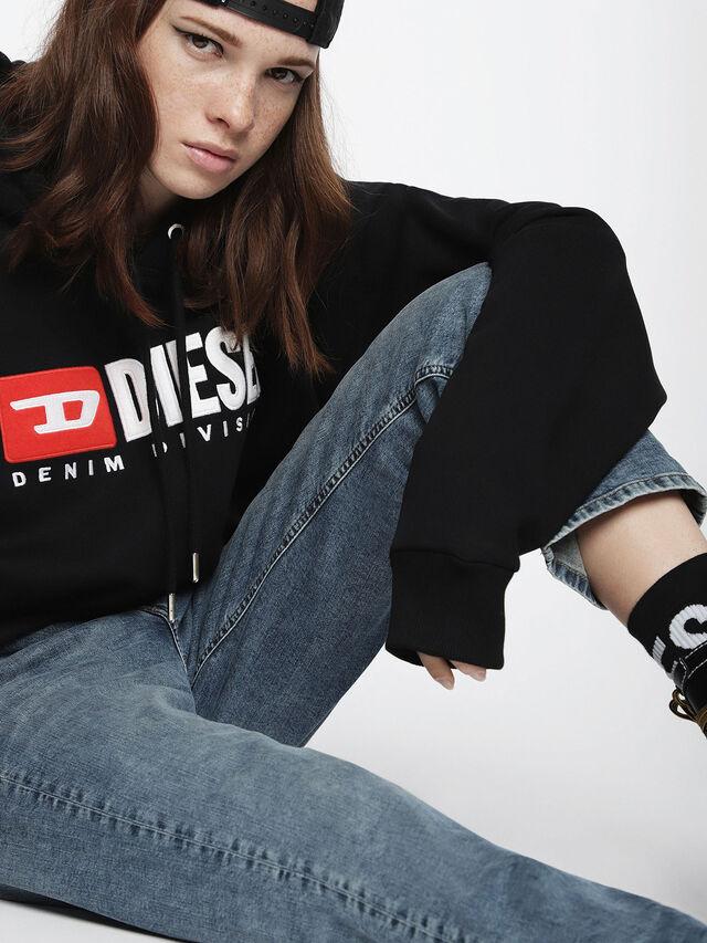 Diesel - Aryel 084UX, Light Blue - Jeans - Image 4