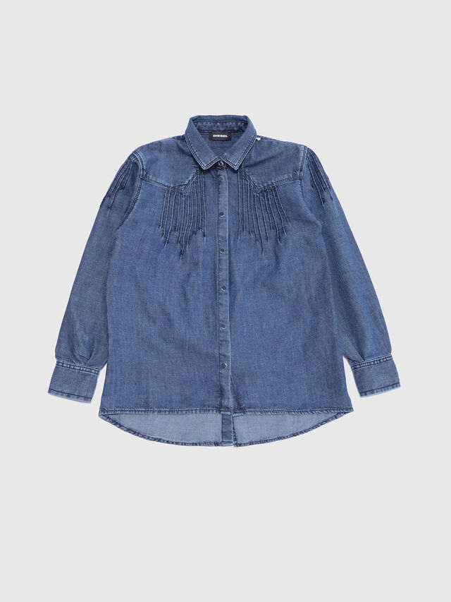 Diesel - CAMMY, Blue Jeans - Shirts - Image 1