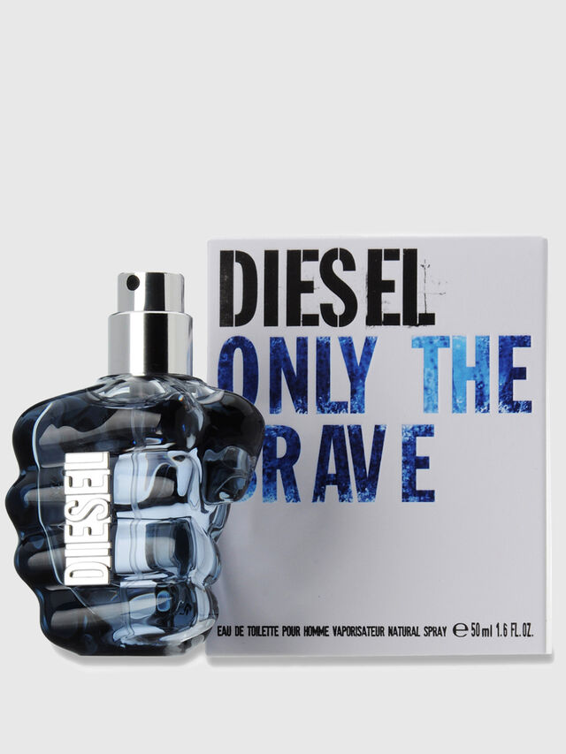 Diesel ONLY THE BRAVE 50ML, Bleu Clair - Only The Brave - Image 1