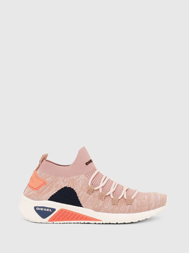 Diesel - S-KB ATHL LACE W, Pink - Sneakers - Image 1