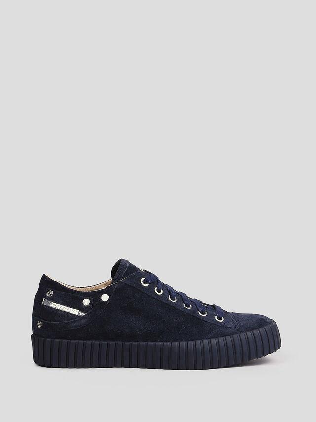 Diesel - S-EXPOSURE CLC W, Blue - Sneakers - Image 1