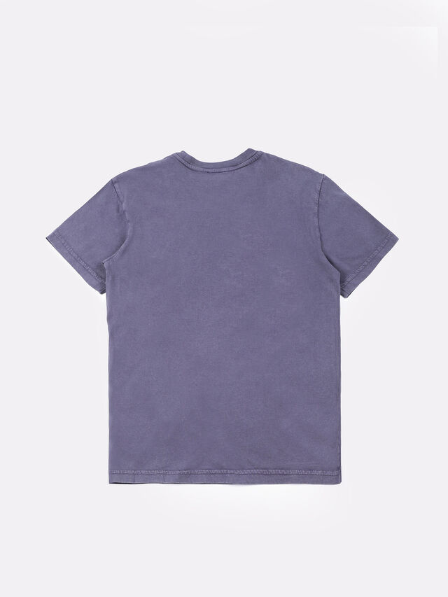 Diesel - TINNYX, Navy Blue - T-shirts and Tops - Image 2