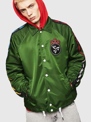 J-AKITO-EMB,  - Jackets