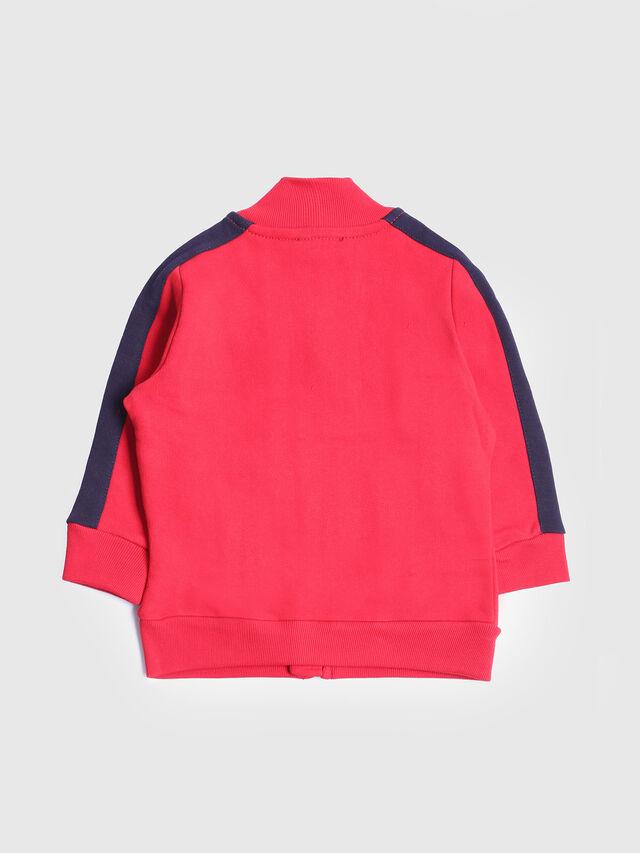 Diesel - STREB, Red - Sweatshirts - Image 2
