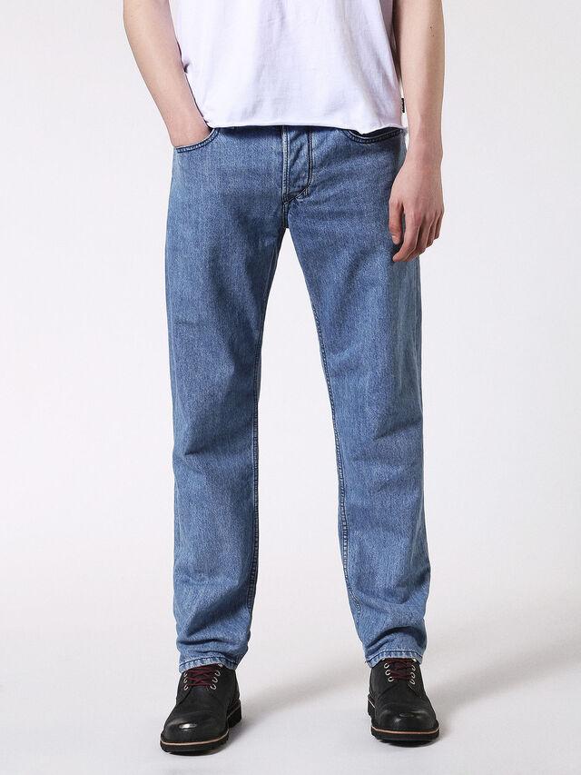 Diesel LARKEE-BEEX 084HF, Light Blue - Jeans - Image 1