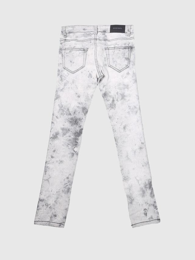 Diesel - SKINZEE-LOW-J-N, White/Grey - Jeans - Image 2