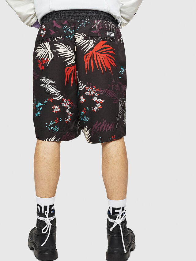 Diesel - P-NOTERY, Black - Shorts - Image 2