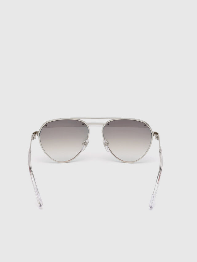 Diesel - DL0261, Red - Sunglasses - Image 4