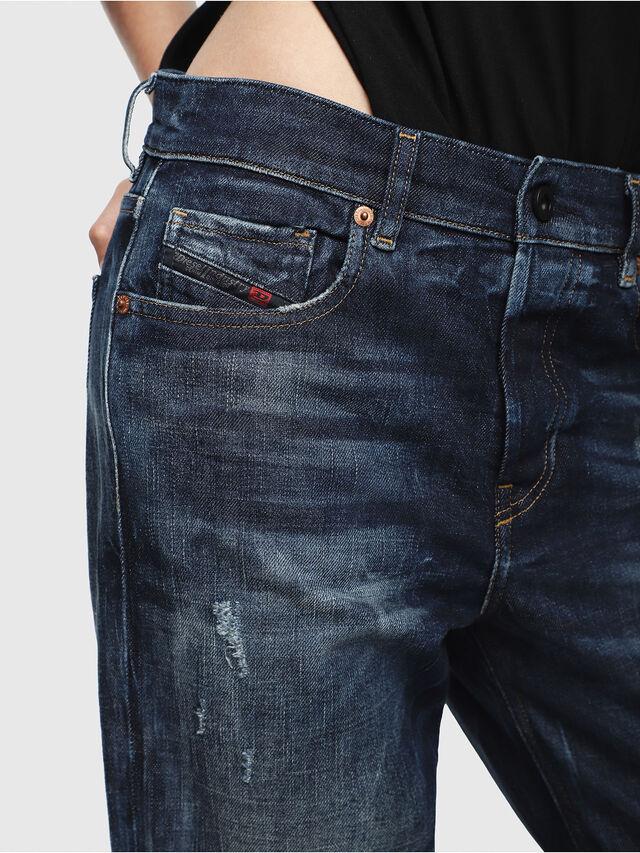 Diesel - Aryel 089AL, Dark Blue - Jeans - Image 3
