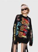 M-NOW, Multicolor/Black - Sweaters