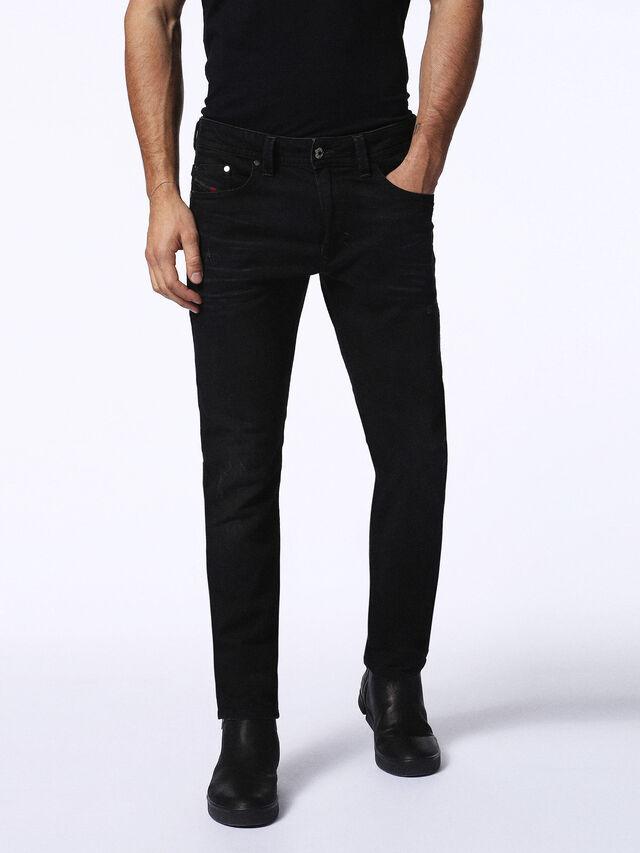 THAVAR 0679F, Black Jeans