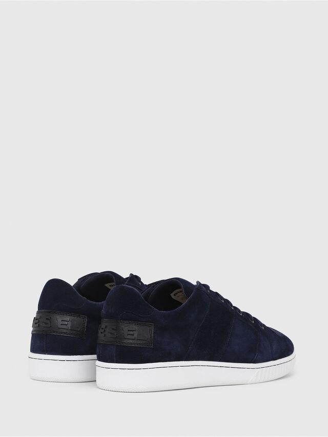 Diesel - S-MILLENIUM LC, Dark Blue - Sneakers - Image 3