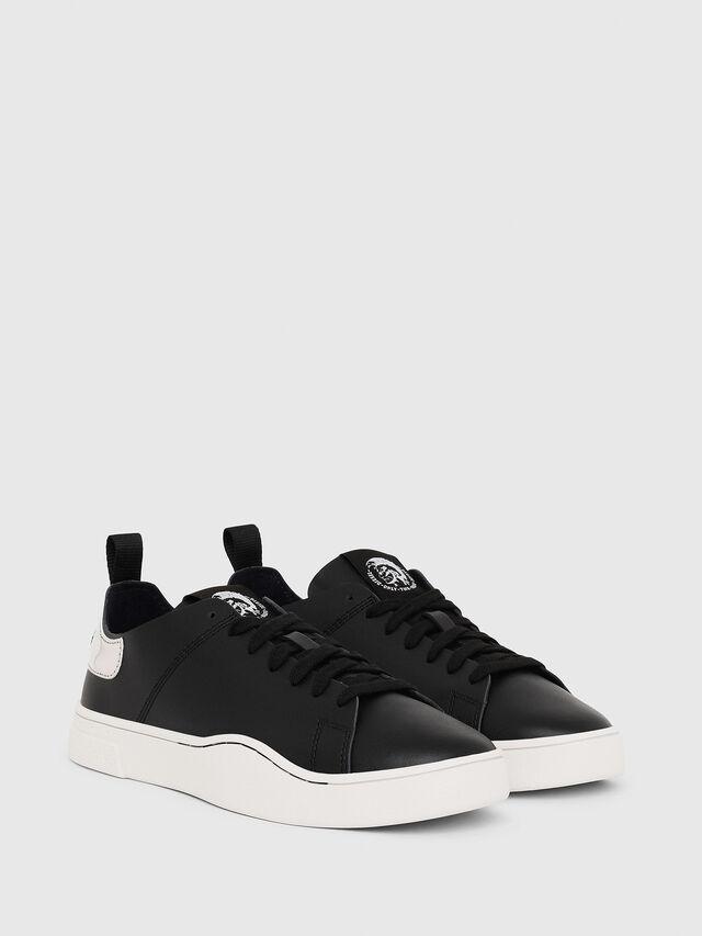 Diesel - S-CLEVER LS W, Black/Silver - Sneakers - Image 2
