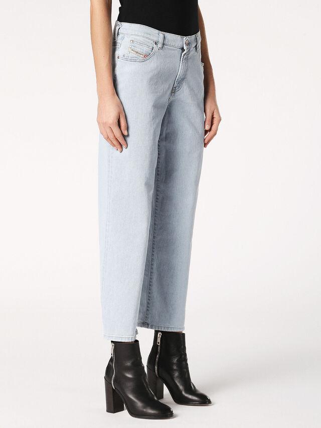 Diesel - Niclah 084RR, Light Blue - Jeans - Image 4