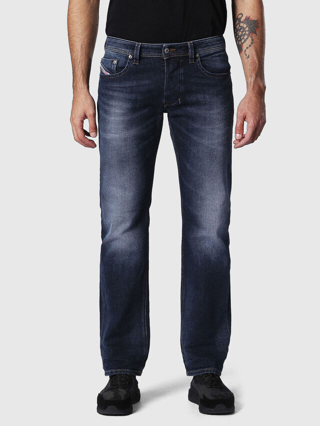 Diesel - Larkee 084KW, Dark Blue - Jeans - Image 1