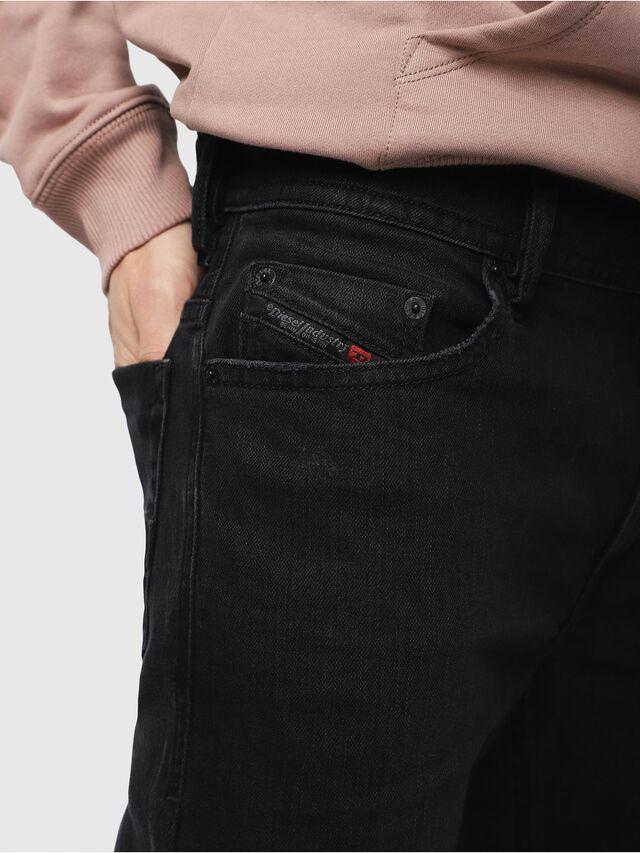 Diesel - Thommer C69AC, Black/Dark Grey - Jeans - Image 3