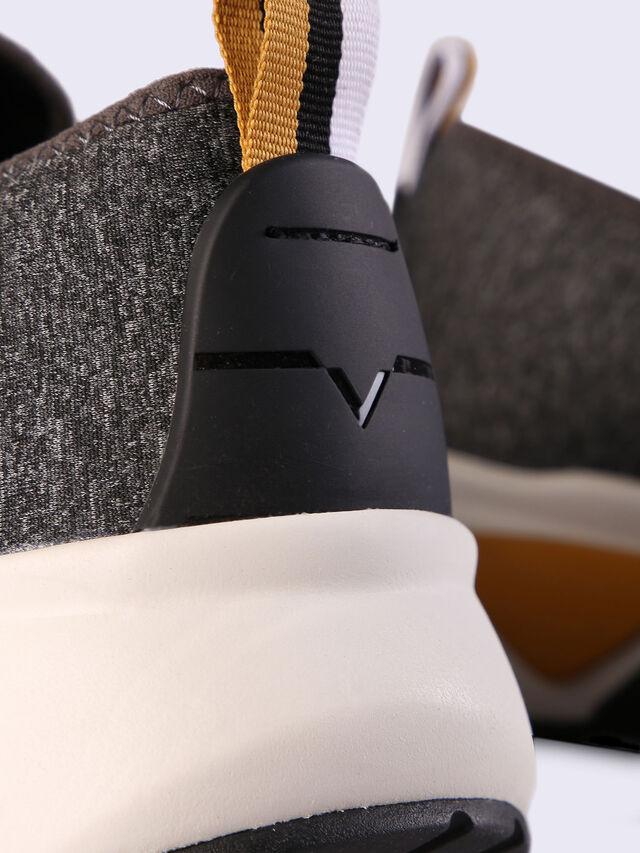 Diesel - S-KBY, Dark Grey - Sneakers - Image 7