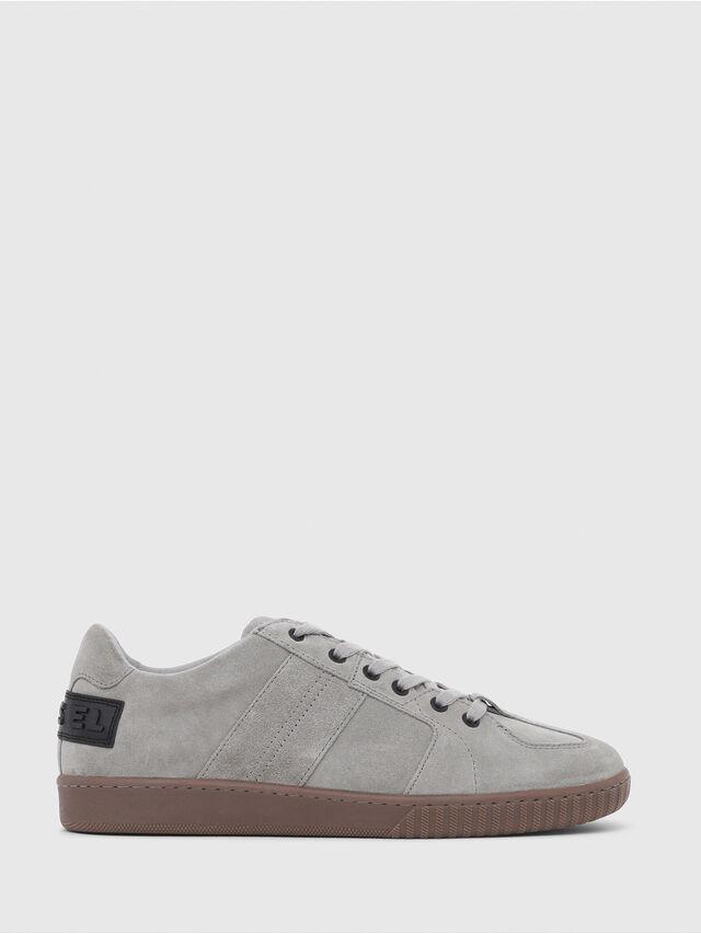 Diesel - S-MILLENIUM LC, Grey - Sneakers - Image 1