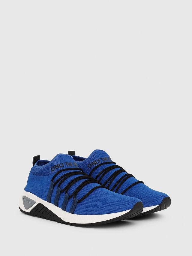 Diesel - S-KB SL II, Brilliant Blue - Sneakers - Image 2