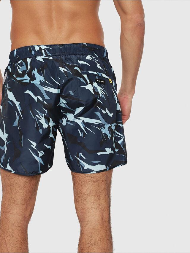 Diesel - BMBX-SEASPRINT, Blue - Swim shorts - Image 2