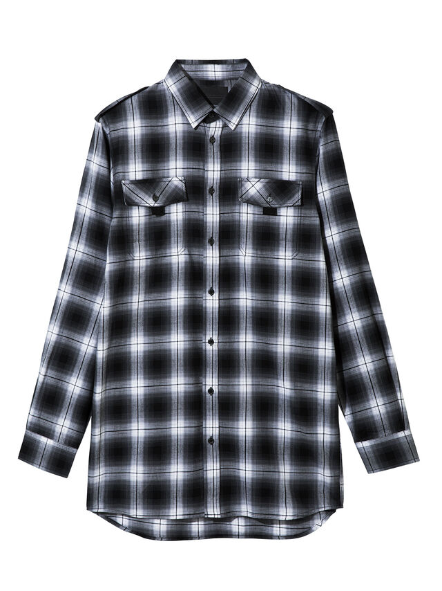 Diesel - SADRAS, Black - Shirts - Image 5