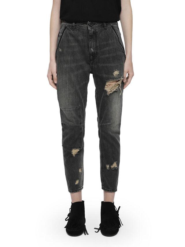 Diesel - TYPE-1747, Black Jeans - Jeans - Image 1