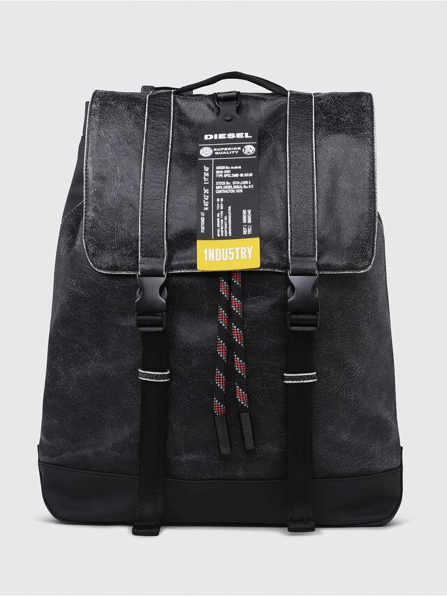Diesel - VOLPAGO BACK, Anthracite - Backpacks - Image 1