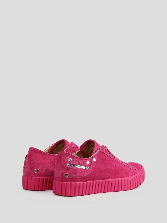 Diesel - S-EXPOSURE CLC W, Hot pink - Sneakers - Image 2