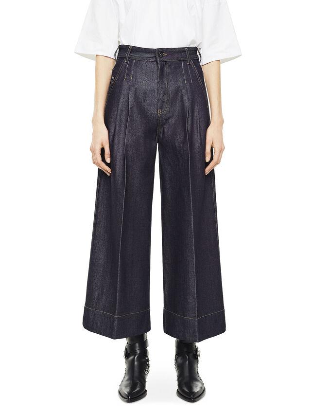 Diesel - TYPE-1904, Dark Blue - Jeans - Image 1