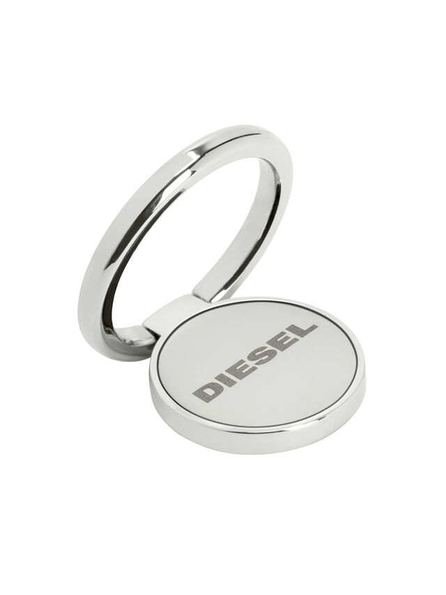 Diesel - DIESEL UNIVERSAL RING STAND, Silver - Ring stands - Image 4