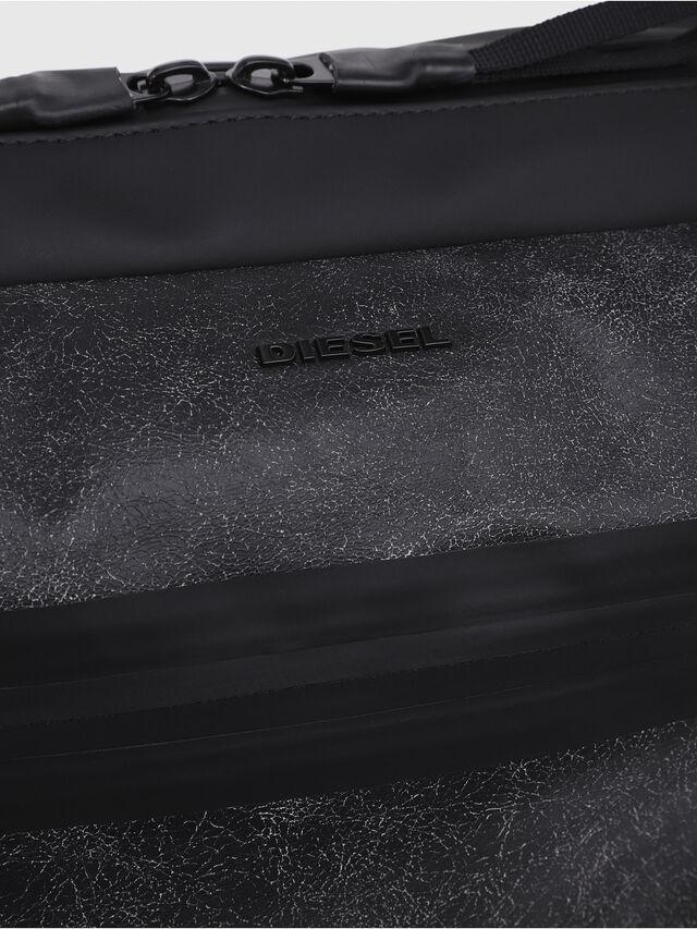 Diesel - VOLPAGO CROSSPLUS, Black - Belt bags - Image 4