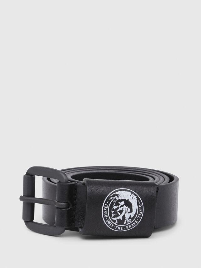 Diesel - B-ARRE, Black - Belts - Image 1