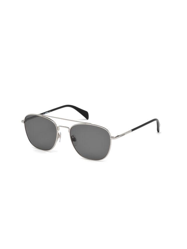 Diesel - DM0194, Silver - Sunglasses - Image 4