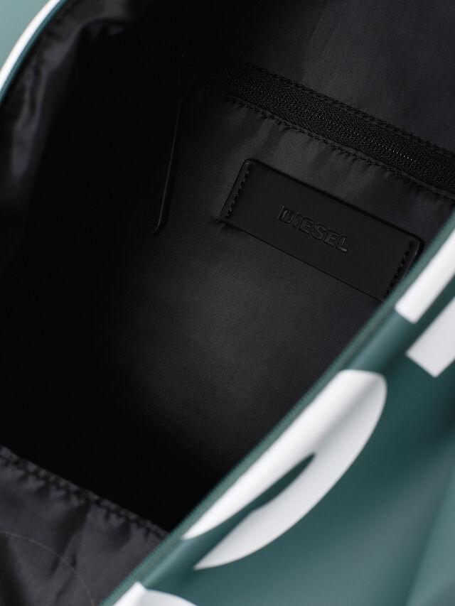 Diesel - F-BOLD BACK, Green/Grey - Backpacks - Image 4