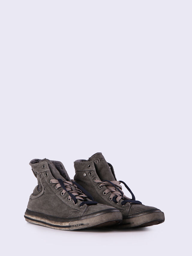 EXPOSURE I, Gunmetal, Sneakers