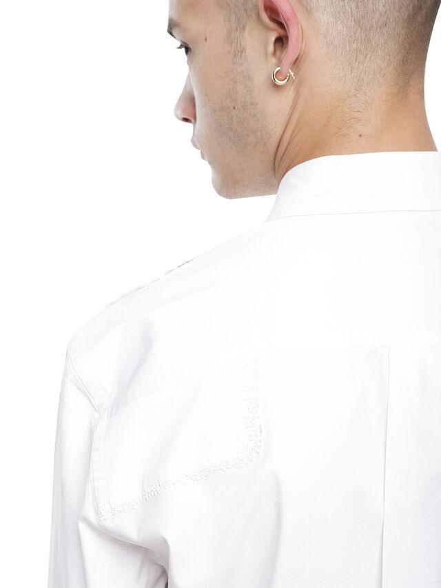 Diesel - SHEENE, White - Shirts - Image 6