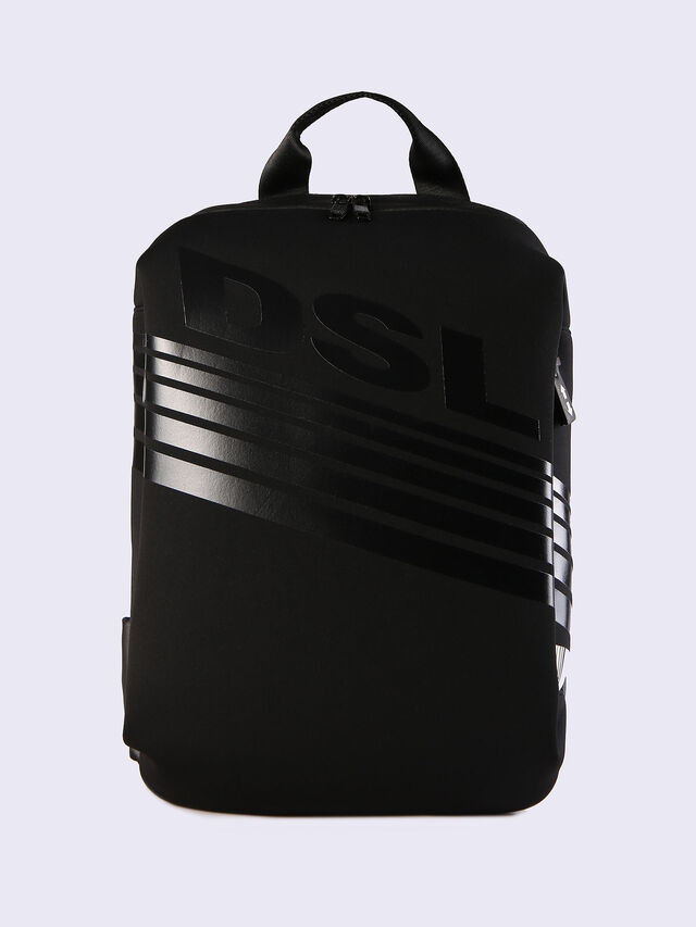 Diesel - F-SUBTORYAL BACK, Black - Backpacks - Image 2