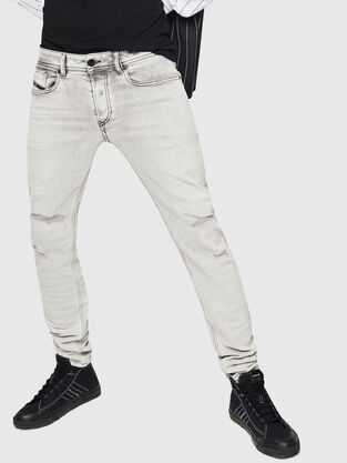 3a11bc90 Mens Sleenker Skinny Jeans | Diesel Online Store