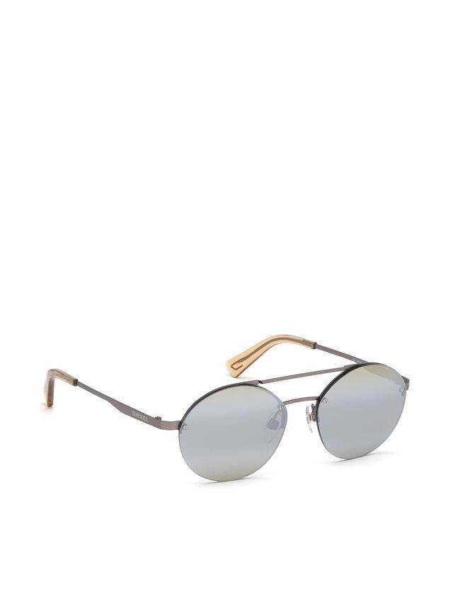 Diesel - DL0275, Silver - Eyewear - Image 8