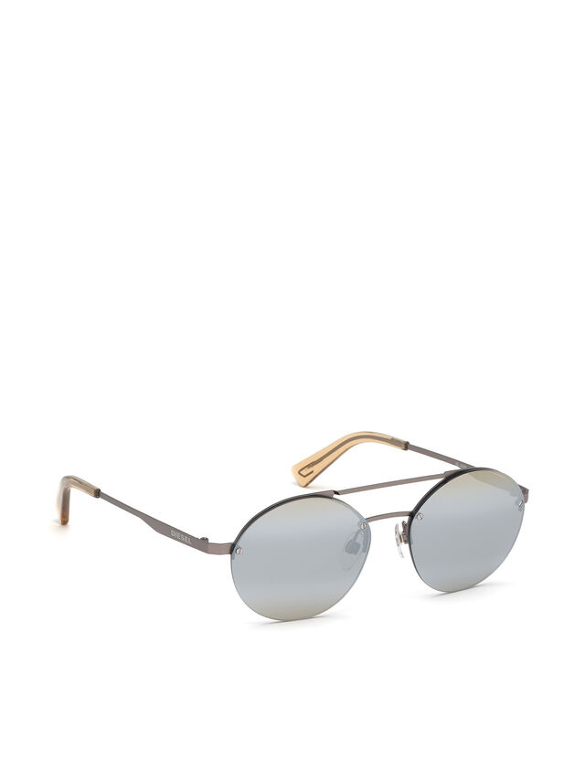 Diesel - DL0275, Silver - Sunglasses - Image 8